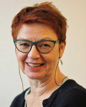 Foto af Anni Holdt, Pædagog